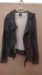 Dangerfield Grey Fleecy Jacket (S) Campbelltown Campbelltown Area Preview