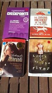 High School Novels Enfield Golden Plains Preview