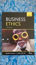 Business Ethics - Fourth Edition Melton South Melton Area Preview