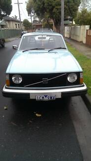 1977 Volvo 244 DL Sedan - For Sale - Just out of Rego Brunswick Moreland Area Preview