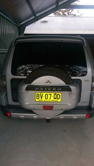 MUST SELL WITHIN A WEEK 2007 Mitsubishi Pajero EXCEED Coffs Harbour 2450 Coffs Harbour City Preview