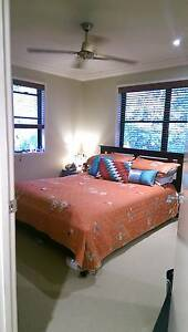 Master Bedroom in Toowong Townhouse Toowong Brisbane North West Preview
