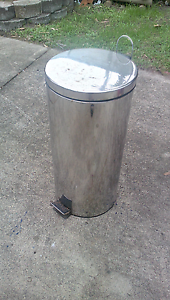 Pedal metal bin Noosaville Noosa Area Preview
