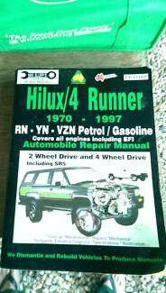 1996 Toyota Hilux SR5 Body Parts