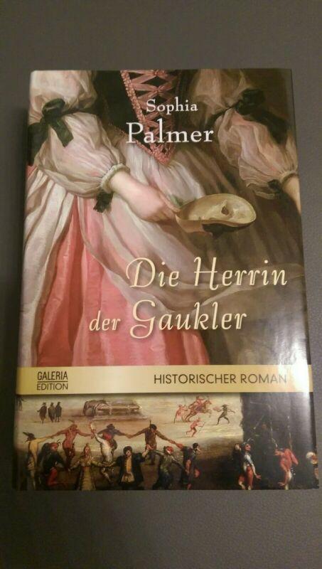 Die Herrin der Gaukler von Sophia Palmer #x529