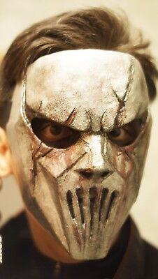 Mick Thomson mask 5: The Grey Chapter Slipknot mask Latest mask Hard Rock ()
