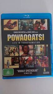 Powaqqatsi bluray - as new Marrickville Marrickville Area Preview