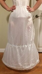 Attention Brides! Double Hoop Skirt for sale