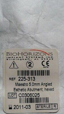 Biohorizons Maestro 5.0mm Angled Esthetic Abutment Hexed