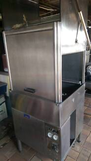 Commercial Hobart dishwasher