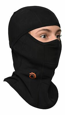 Balaclava by GearTOP, Best Full Face Mask, Premium Ski Mask and Neck Warmer (Best Black Face Mask)