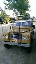 1979 Land Rover (4X4) Coupe Beresfield Newcastle Area Preview