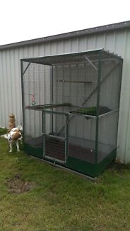 Large cat bird pet cage aviary Pialba Fraser Coast Preview