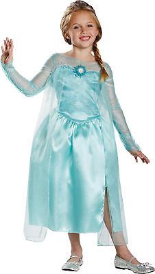 Frozen Elsa Snow Queen Child Costume Princess Winter Disguise 76906 Halloween - Winter Queen Halloween Costume