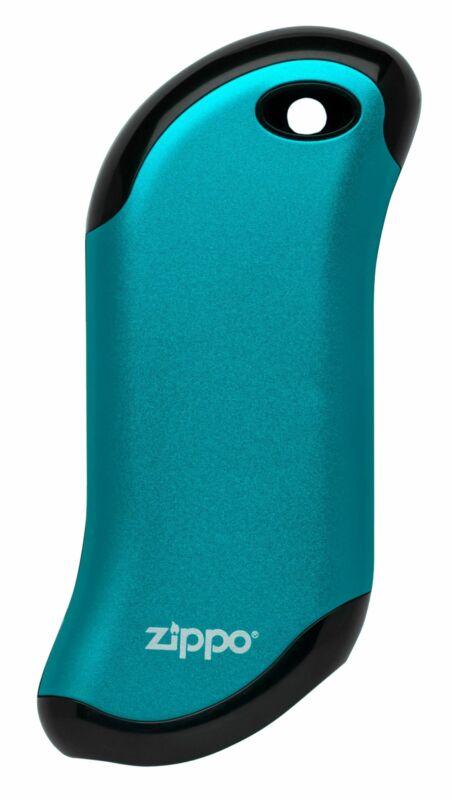 Zippo Blue Heatbank 9s Rechargeable Hand Warmer, 40579