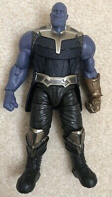 Marvel Legends Infinity War Thanos build A figure BAF Hasbro Loose