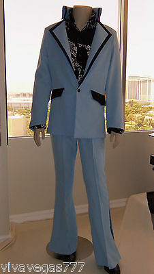 (New) ELVIS (Madison Square Garden) Pants (Tribute Artist Costume) Jumpsuit Era