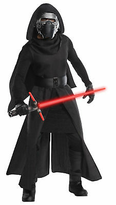 Kylo Ren Grand Heritage Adult Costume Mens Star Wars 7 The Force Awakens