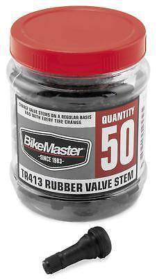 BIKEMASTER RUBBER VALVE STEMS 03-36-50