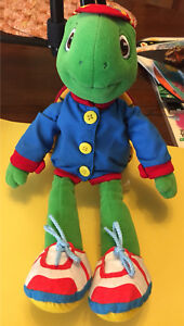 Franklin Plush scholastic