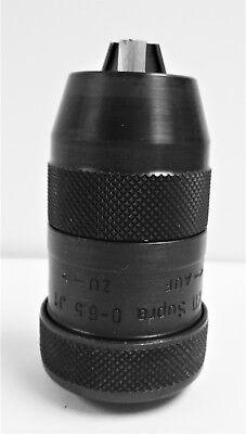 Rohm 0 - 14 Keyless Drill Chuck - 1jt Taper Mount