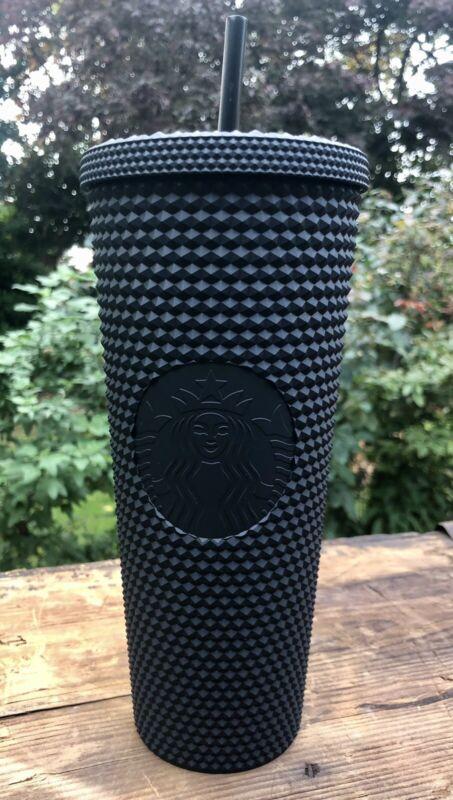 Starbucks Fall 2019 Studded Tumbler Cup New - Matte Black
