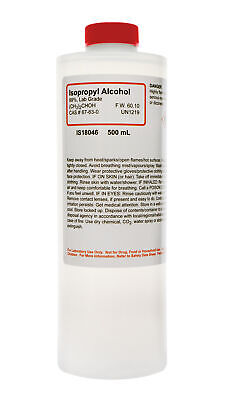 Isopropyl Alcohol 99 500ml - The Curated Chemical Collection