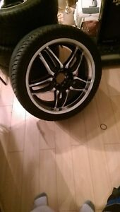 """18"""" rims need new tires"""