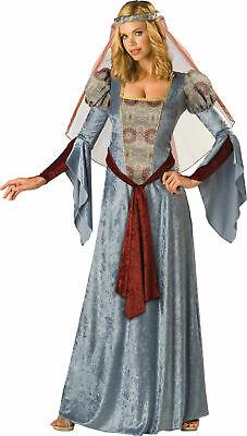 Adult Maid Marian Medieval Renaissance Costume  - Maid Marian Costumes