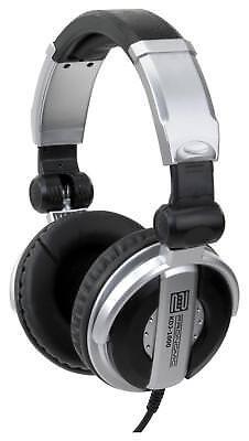 Auriculares DJ HiFi Stereo Bass Cascos Plegables para Batteria Electronica Piano