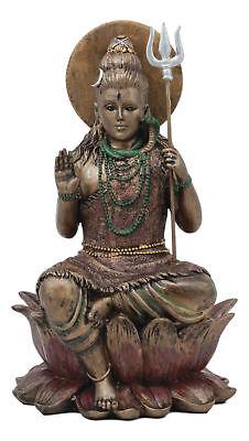 Hindu Supreme God Shiva Statue 8  Height Figurine