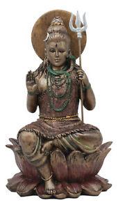 Hindu Supreme God Shiva Statue 8