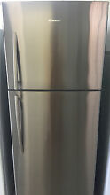 Hisense stainless steel fridge 436L Wynnum Brisbane South East Preview