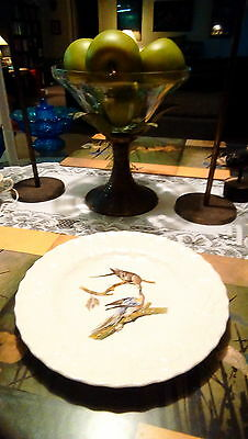 Alfred Meakin England Audubon Birds of America luncheon plate passanger pigeon