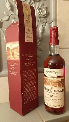 Glendronach Traditional, Aberdeenshire 12 Jahre 1990 700 ml Whisky