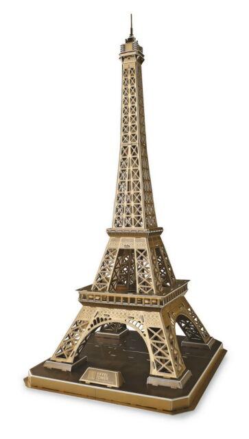 3D Puzzle Eiffelturm Paris Frankreich  *NEU* 82 Teile ca. 82cm hoch
