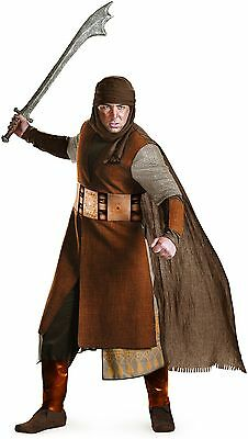 Prince Of Persia Costume (Deluxe Hassansin Prince Of Persia Men Costume-XL( Fits Jacket Size 42-46)