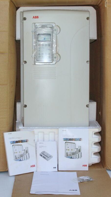 ABB ACS800-01-0105-5+B056+E200+K466+P901+P904 90KW AC Frequency Drive *NEW*