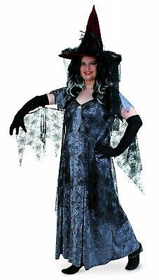 Kostüm Ophelia Hexenkostüm Kleid Spinne große Größen Karneval - Große Halloween Kostüm