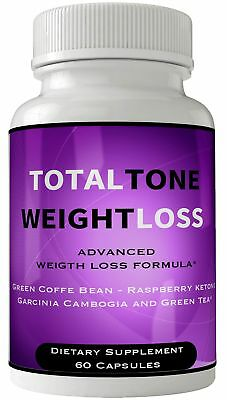 Total Tone Pill with Garcinia   Total Tone Diet Pills   Diet Pills Weight Los...