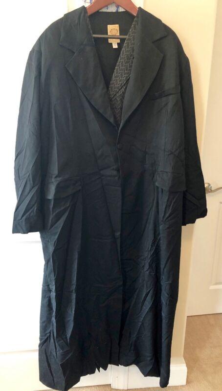 WAHMAKER RIFLE FROCK COAT - BLACK, Size-56