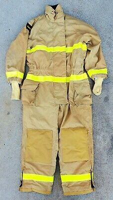 Firefighter Turnout Coveralls Bunker Gears