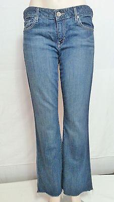 Women's Blue Denim Jeans, GAP 1969, size 10, Boot Cut, Stretch