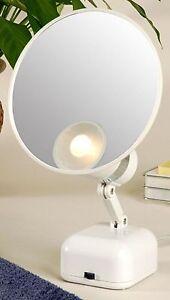 details about floxite magnifying mirror light 15x supervision fl 615. Black Bedroom Furniture Sets. Home Design Ideas