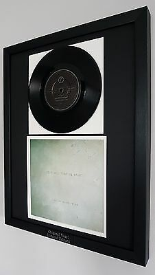 Joy Division Original single 'Love Will Tear Us Apart' Ltd Edition-Certificate