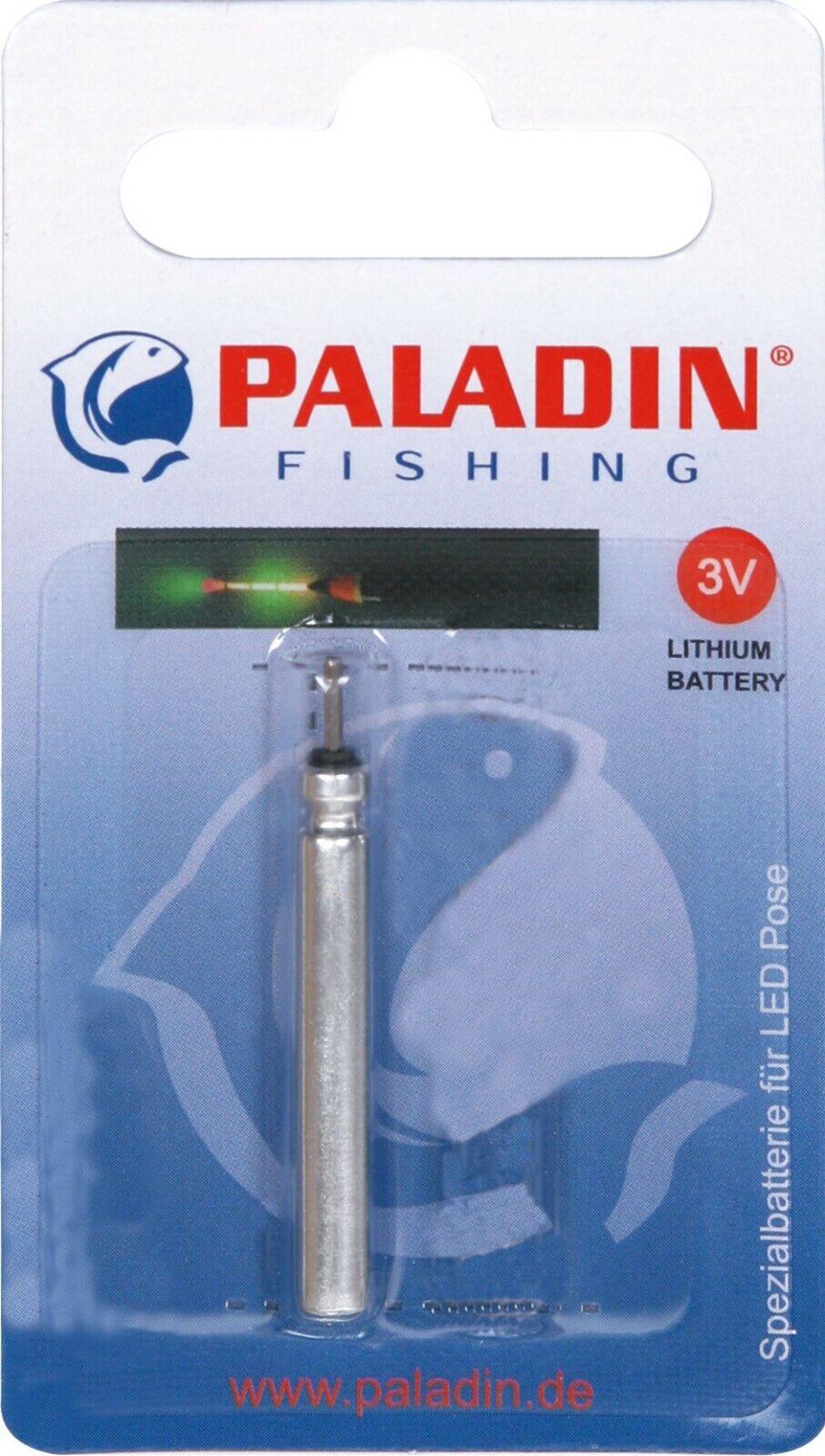 5x Stabbatterie Typ CR425 3V für Angelposen LED etc