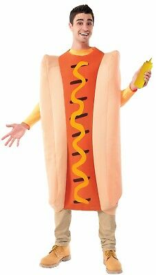 Forum Novelties Hot Dog Lustig Erwachsene Herren Damen Unisex Halloween Kostüm