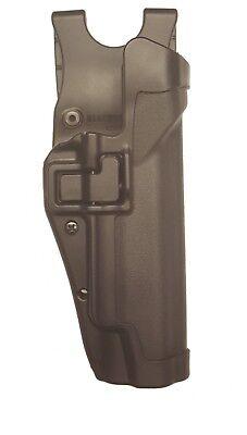 Blackhawk Serpa AutoLock LVL 2 Right Holster Colt 1911 Gov & Clones - 44H003BK-R