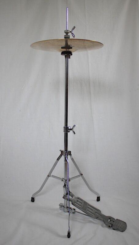 Vintage Rogers Swiv-O-Matic Swivomatic Swan Leg Hi-hat Cymbal Stand with Clutch