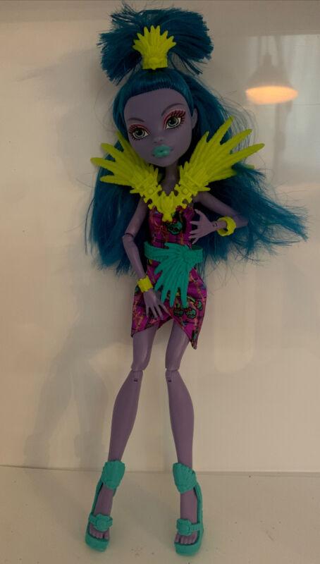 Jane Boolittle Ghouls Getaway 2013 Monster High Doll Mattel RARE!!!